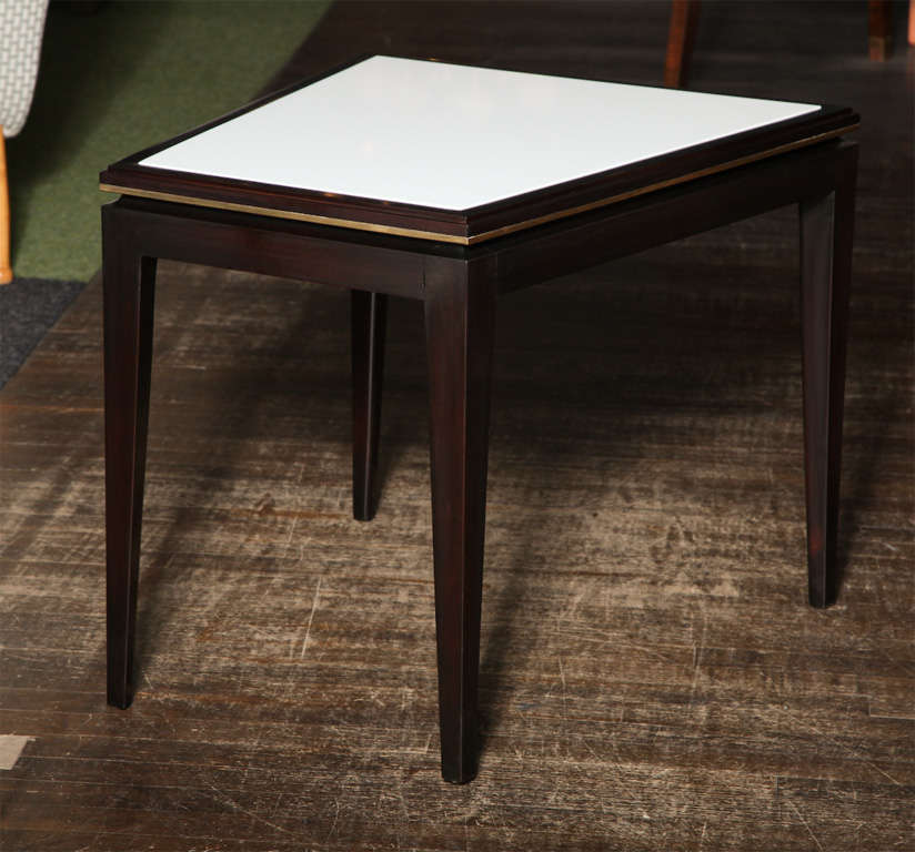 Mid-20th Century Lamp Table by Grosfeld House For Sale