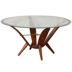 Italian Mid Century Occasional Table