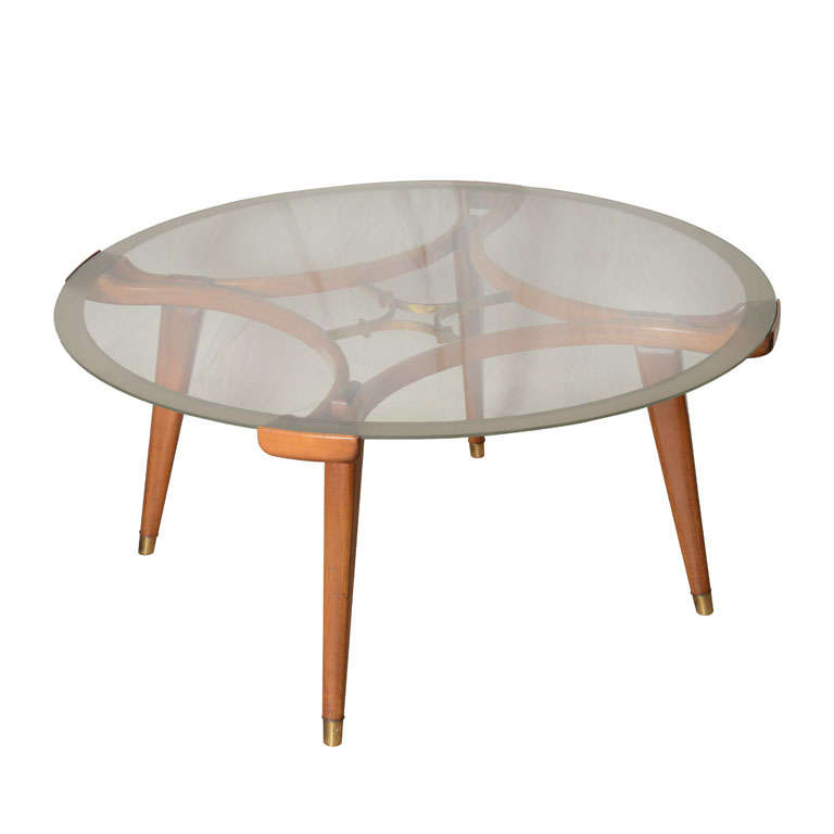 1950's Italian occasional table by William Watting for Fristho