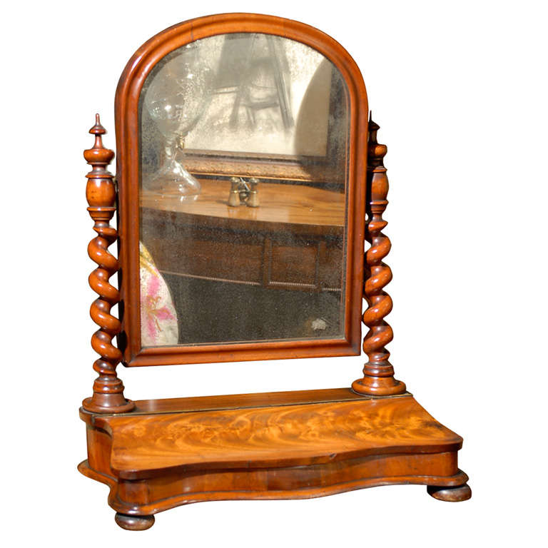 Gentleman S Dressing Mirror For Sale At 1stdibs