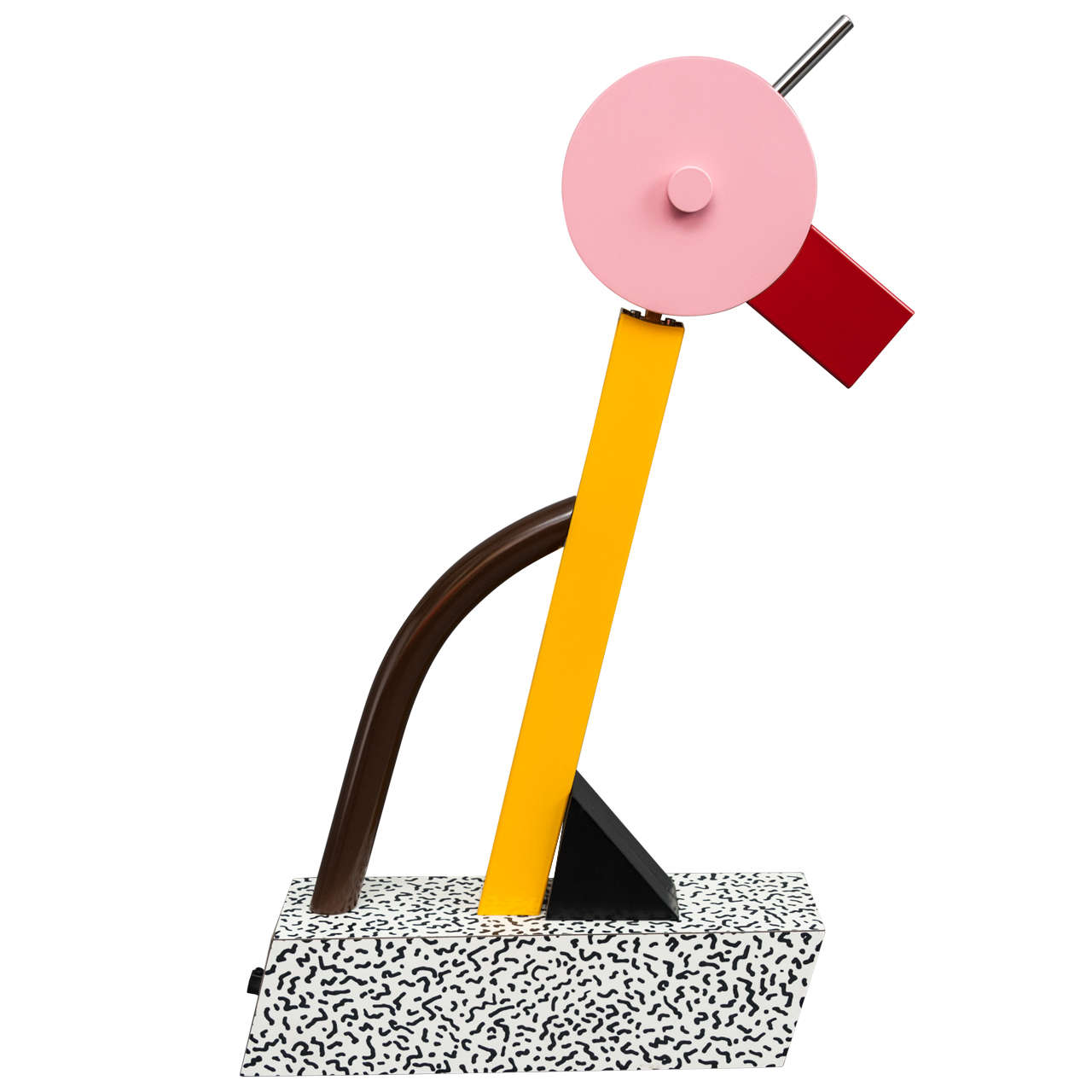 A Tahiti Lamp By Ettore Sottsass For Memphis At 1stdibs