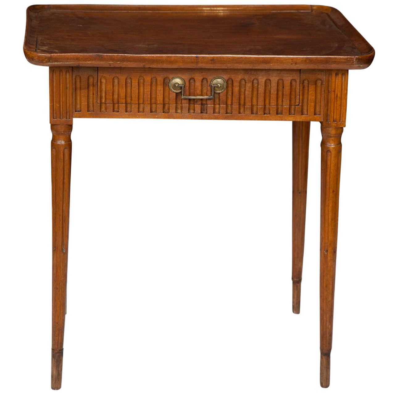 Louis XVI Side Table