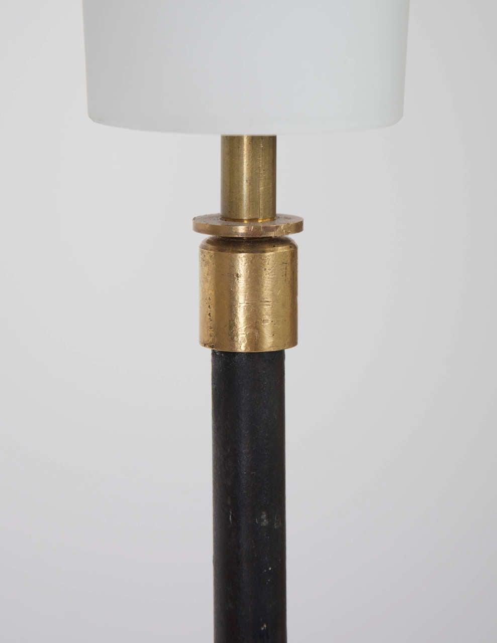 marble base floor lamp at 1stdibs. Black Bedroom Furniture Sets. Home Design Ideas