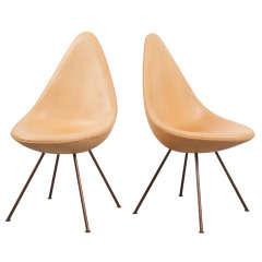 "Arne Jacobsen - The ""Drop"" Chair"