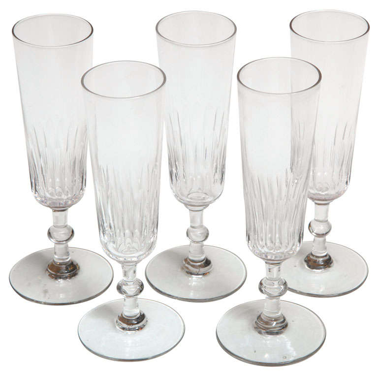 Champagne Flutes For Sale