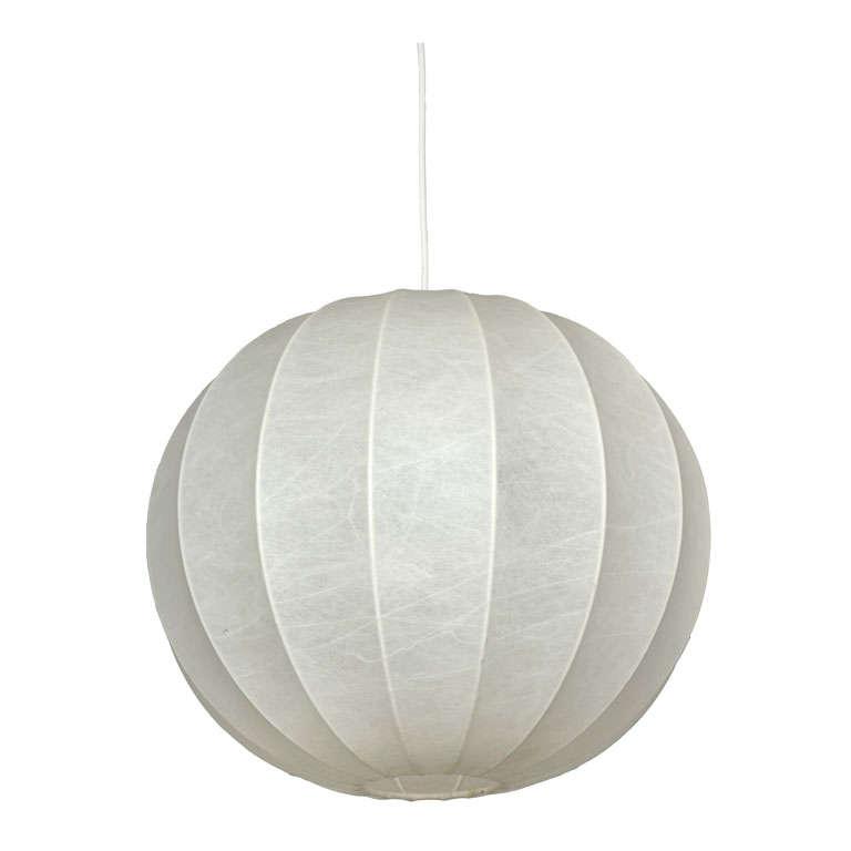 Vintage sphere pendant light fixture by achilles castiglioni for vintage sphere pendant light fixture by achilles castiglioni for sale aloadofball Gallery