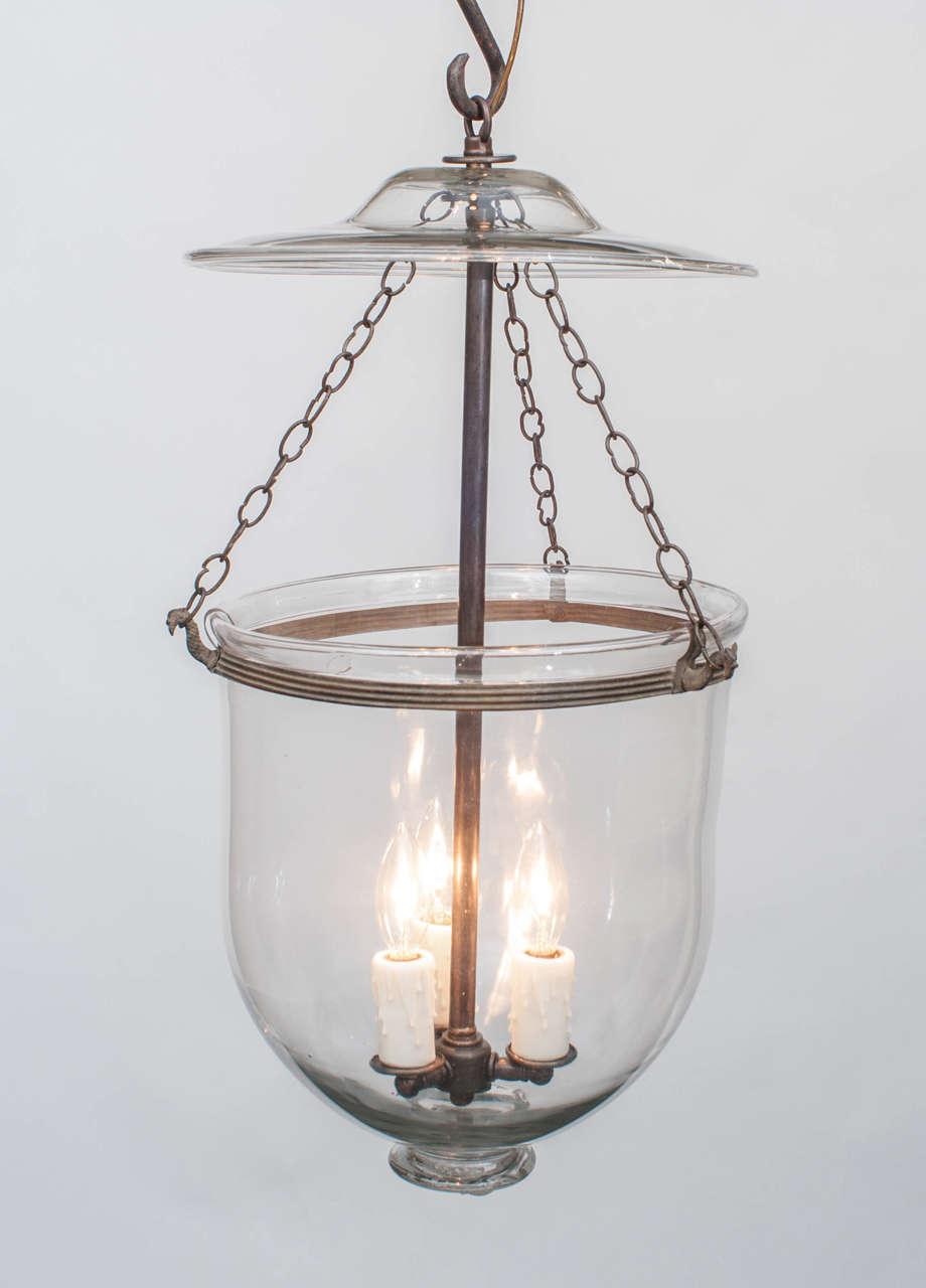 Regency Bell Jar Lantern England Circa 1800 At 1stdibs