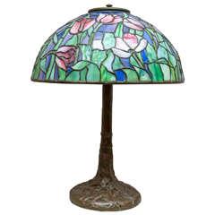 "Tiffany ""Tulip"" Table Lamp"
