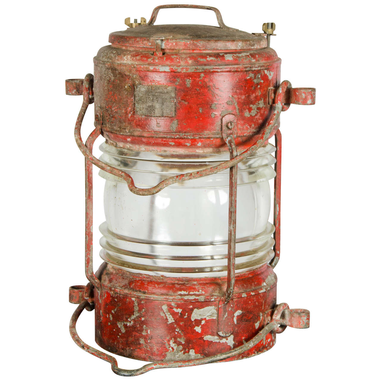 Vintage Ship S Lantern At 1stdibs