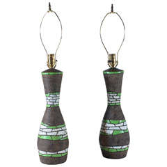 Pair of Table Lamps by Raymor