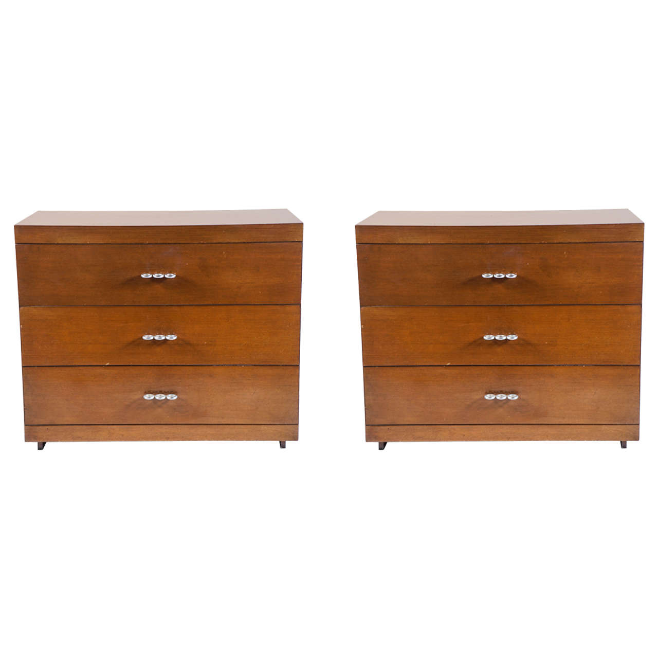 Pair of Dressers or modes by Martin Feinman for