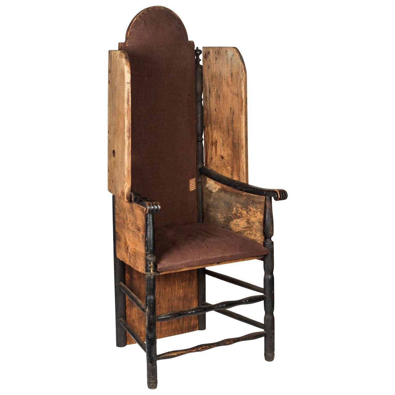 early american primitive chair at 1stdibs