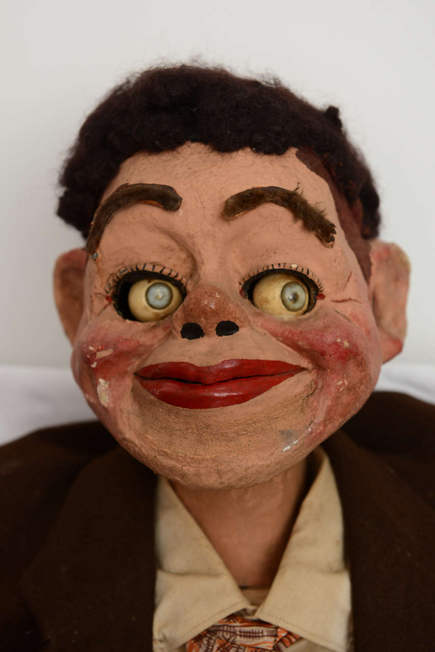 Pair of Ventriloquist Dummies image 5