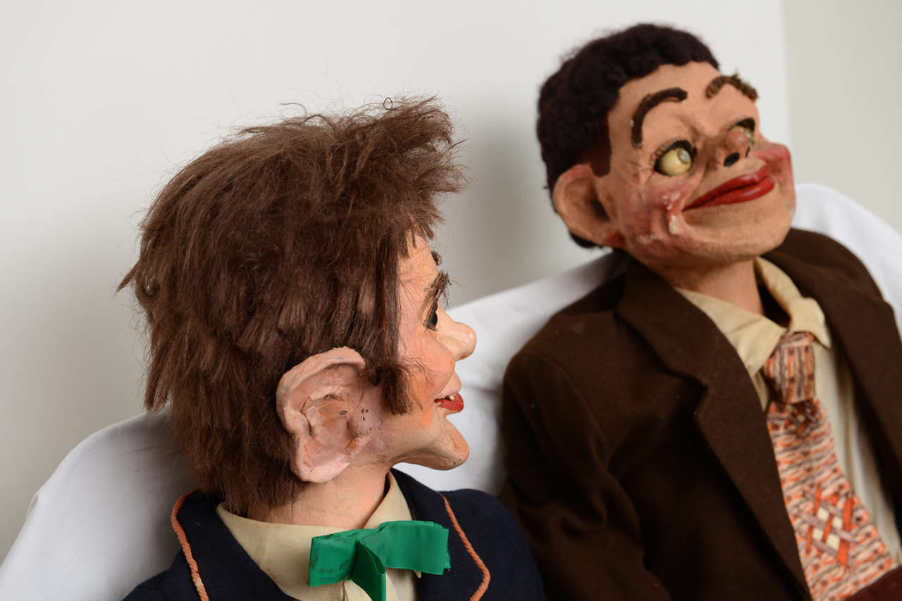 Pair of Ventriloquist Dummies image 6