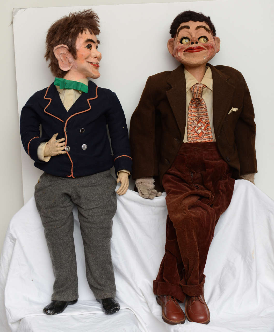 Pair of Ventriloquist Dummies image 8