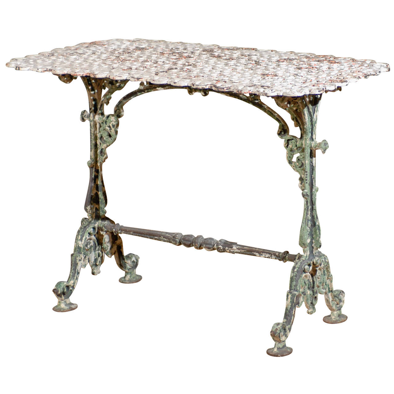 French Iron Table 1