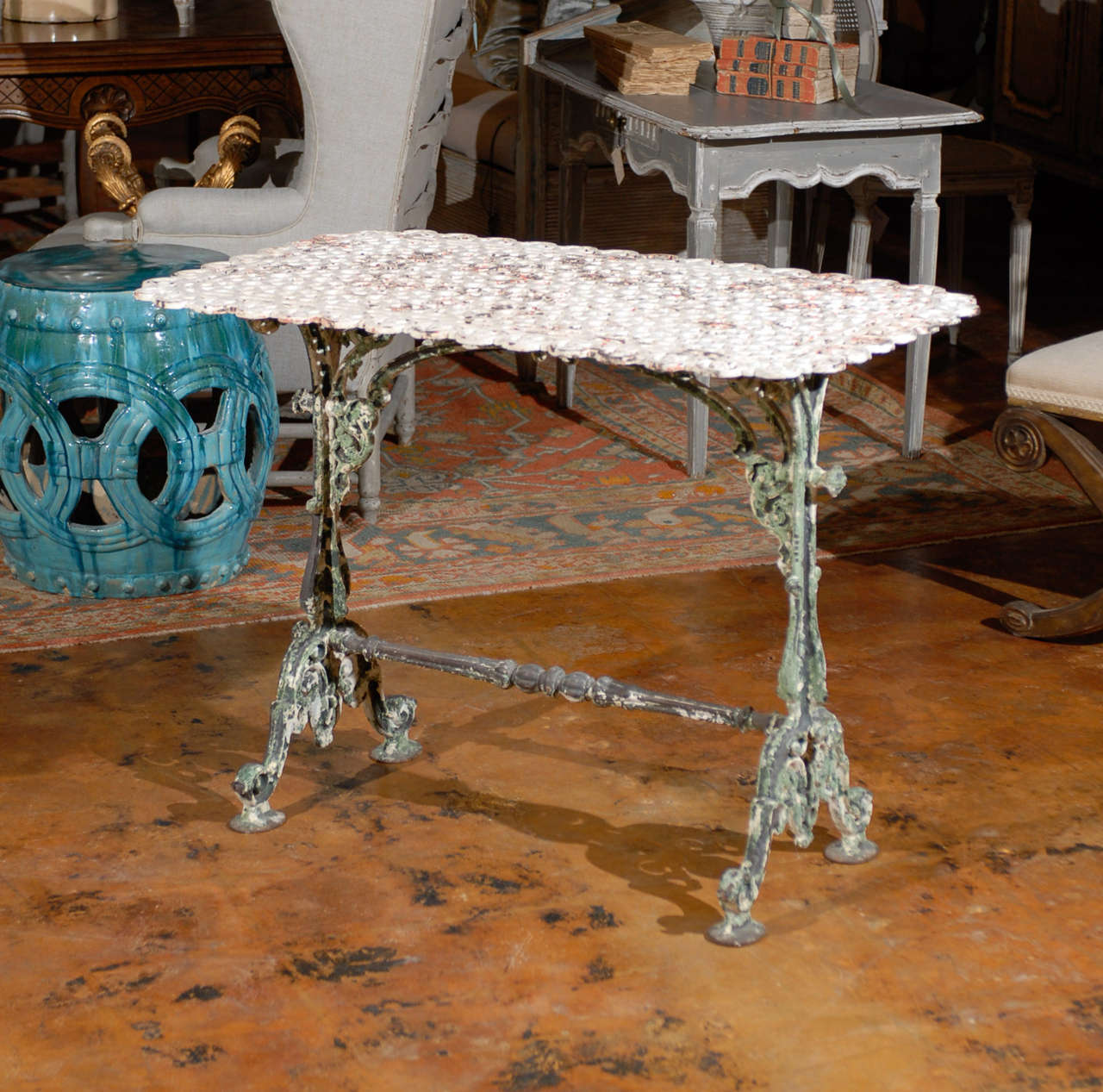 French Iron Table 2