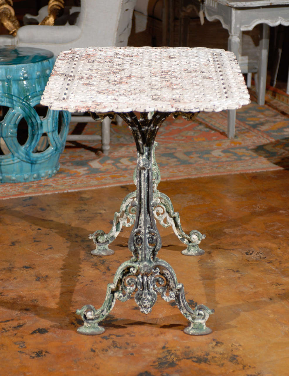 French Iron Table 5