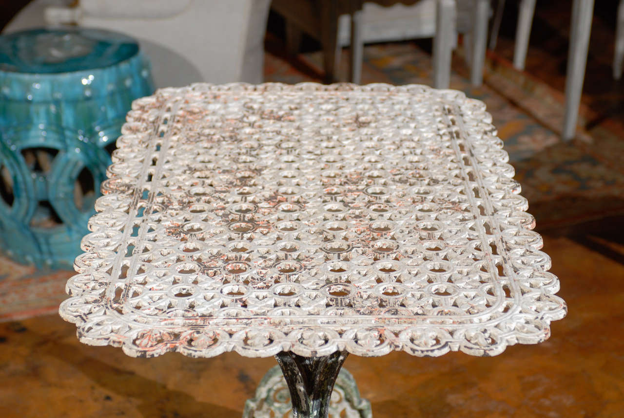 French Iron Table 7