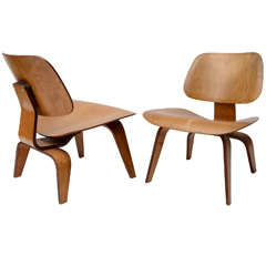 Charles and Ray Eames LCW'S
