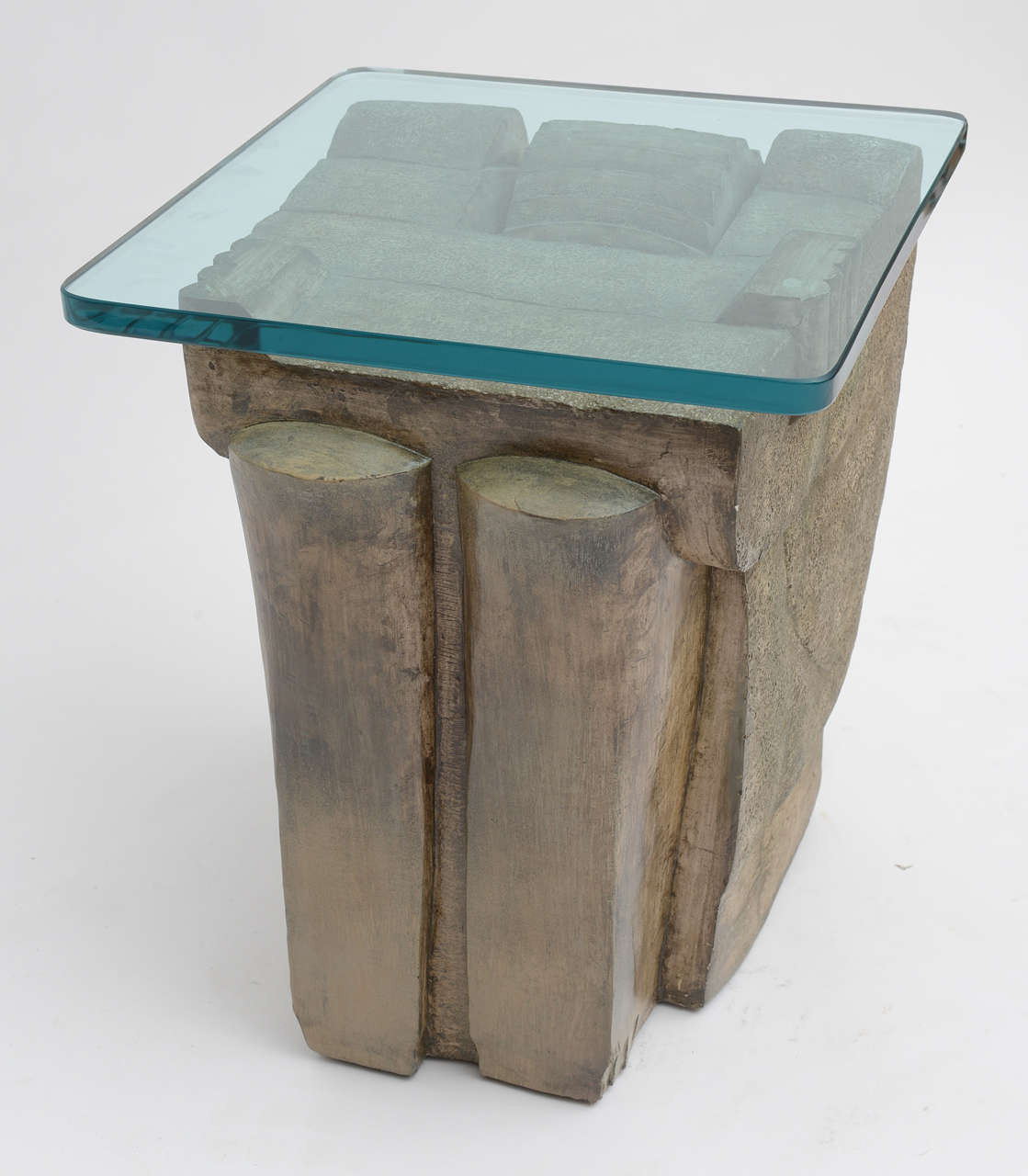 1970's Formed  Stone Tables For Sale 2