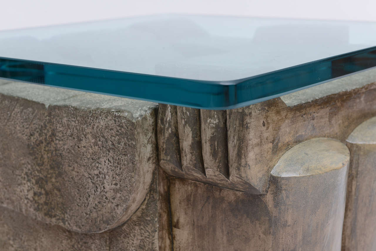 1970's Formed  Stone Tables For Sale 1