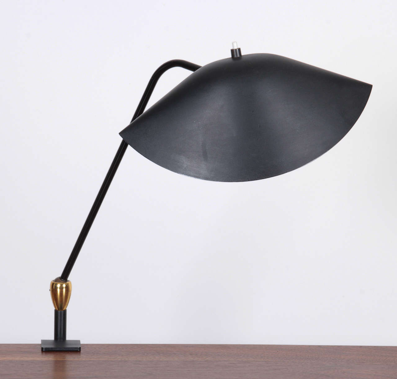 French Serge Mouille Desk Lamp For Sale