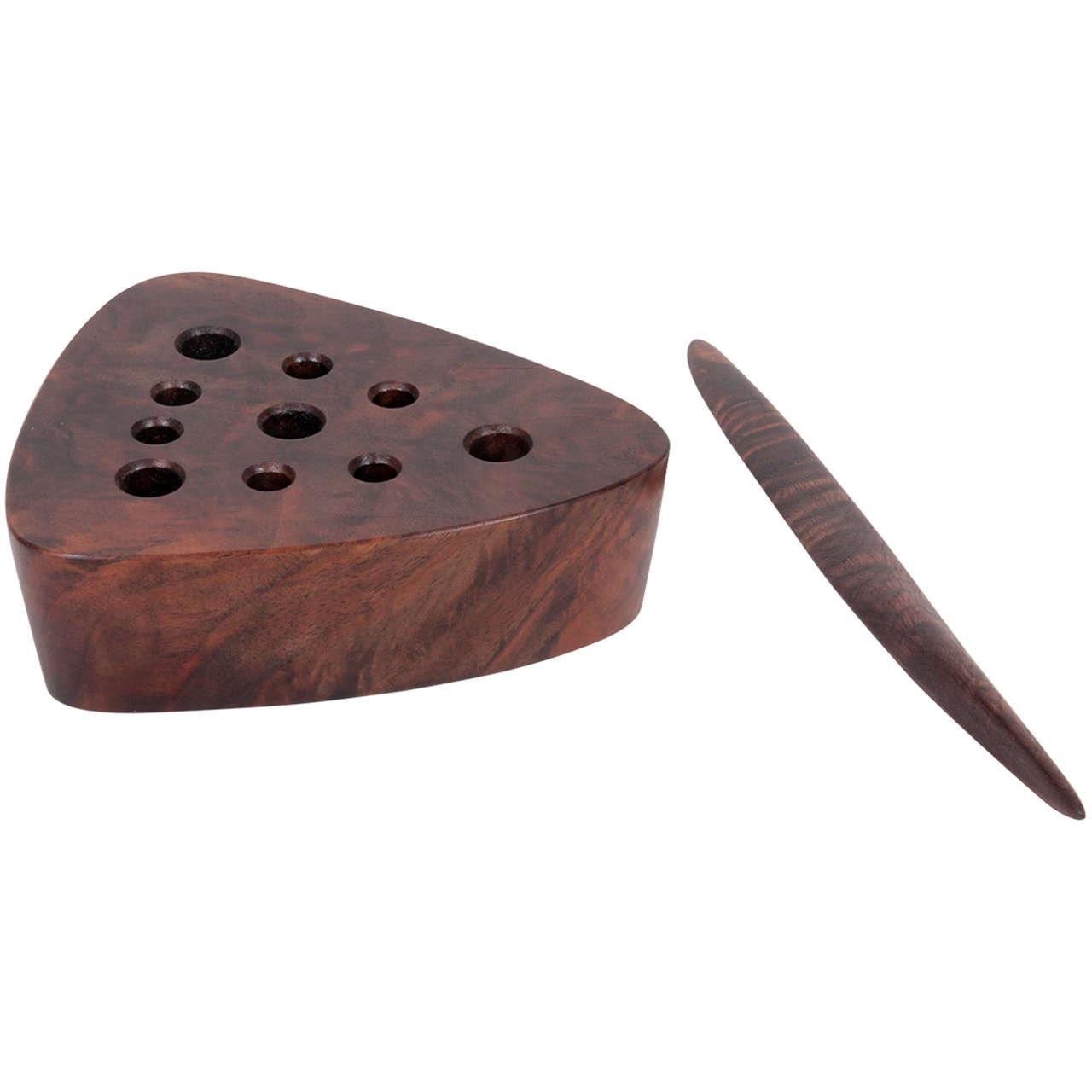 mira nakashima pen pencil holder and letter opener in With letter opener holder