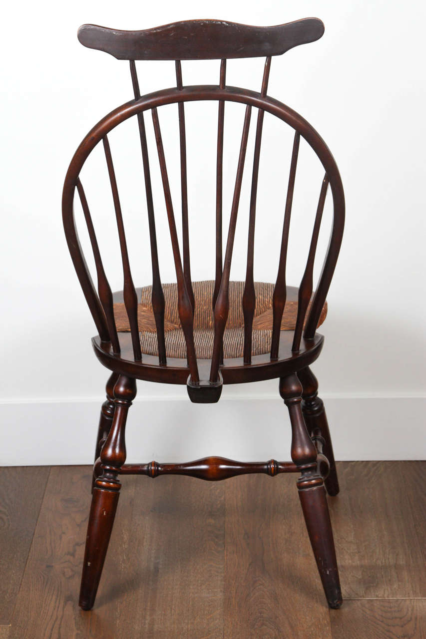 18th Century Windsor Butler Chair For Sale At 1stdibs