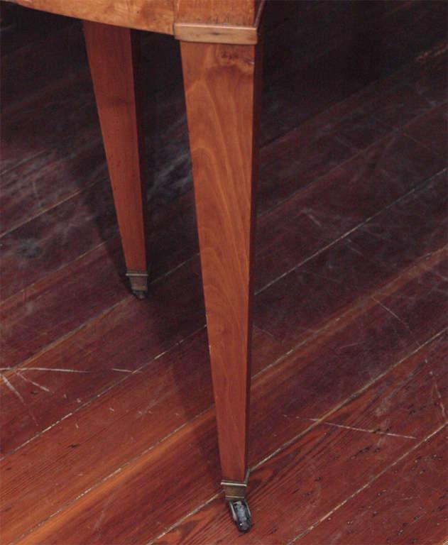 meuble cuisine dimension table demi lune extensible. Black Bedroom Furniture Sets. Home Design Ideas
