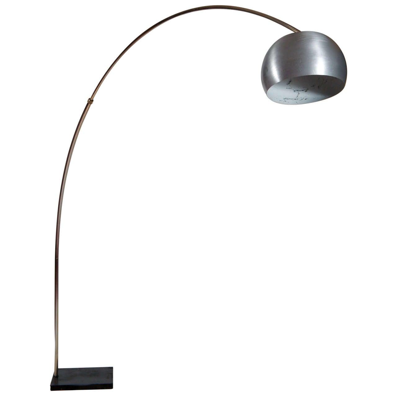 Adjustable Arc Lamp At 1stdibs