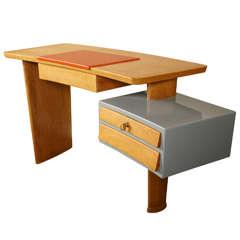 1950s Desk by René Gabriel