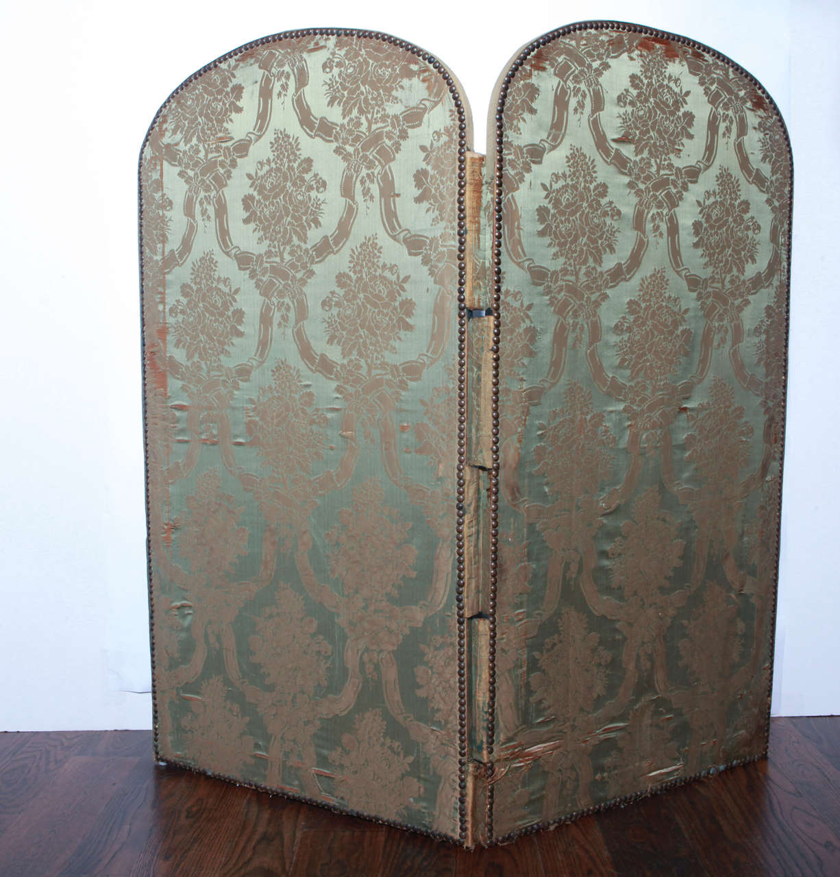20th Century French Two Panel Screen For Sale 2