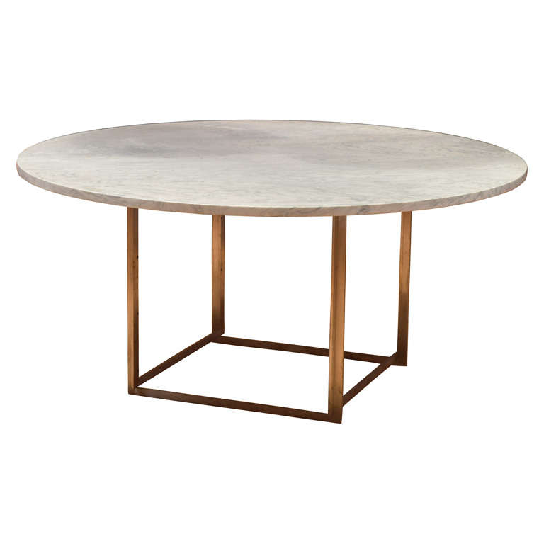Poul Kjaerholm Model PK-54 Dining Table