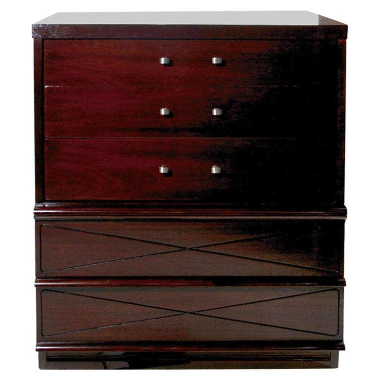 Raymond Loewy Dresser for Mengel at 1stdibs