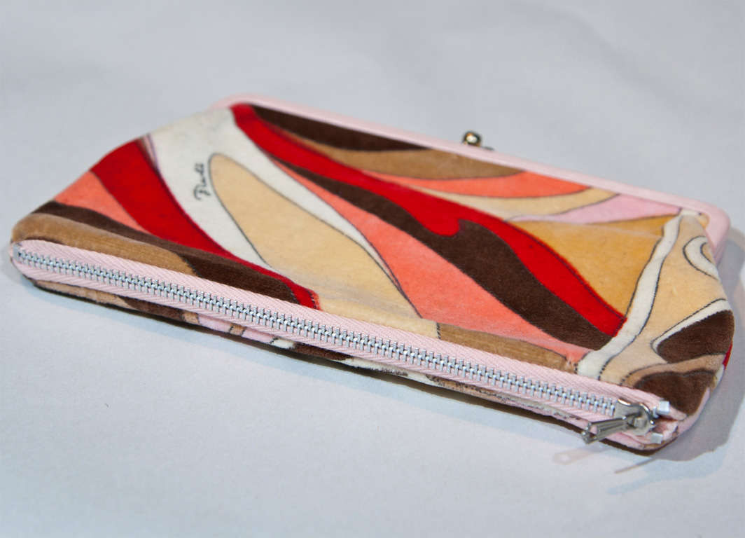 Pucci Clutch or Wallet* presented by funkyfinders For Sale 1