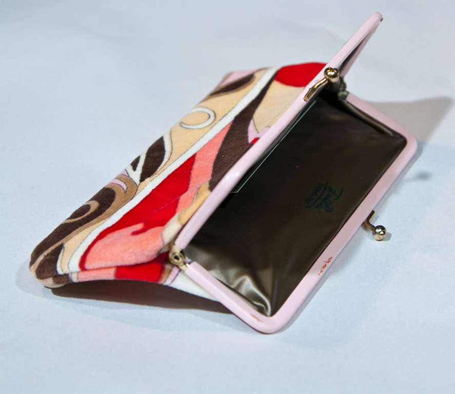 Pucci Clutch or Wallet* presented by funkyfinders For Sale 3