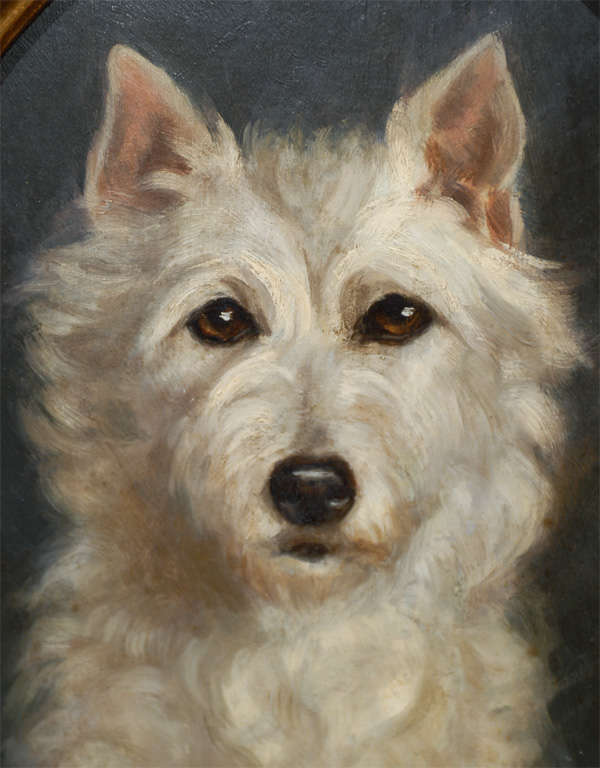 Oil Painting of  Dog image 7