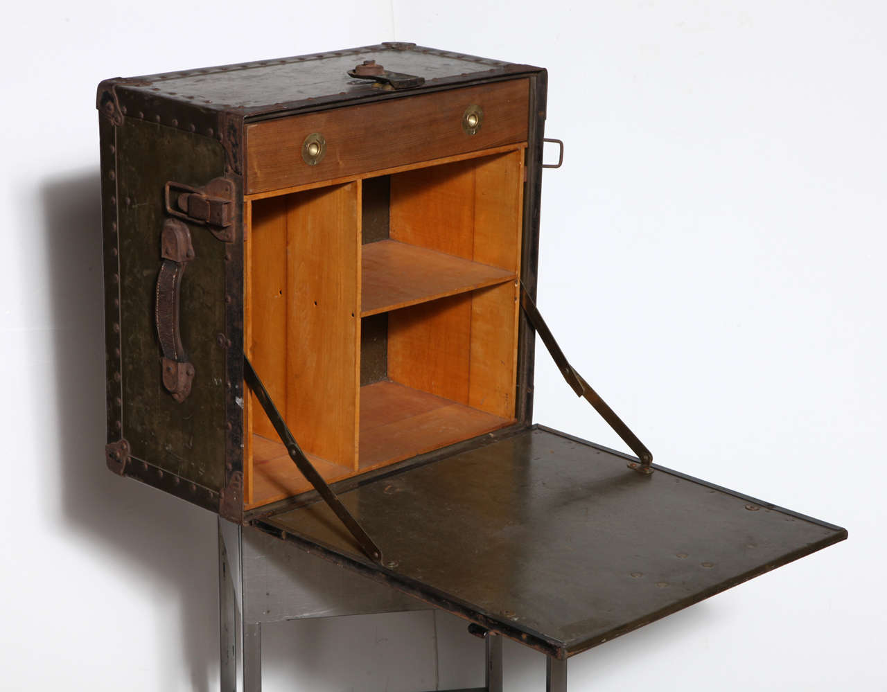World War One Portable U.S. Army Field Desk at 1stdibs