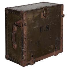 World War One Portable U.S. Army Field Desk