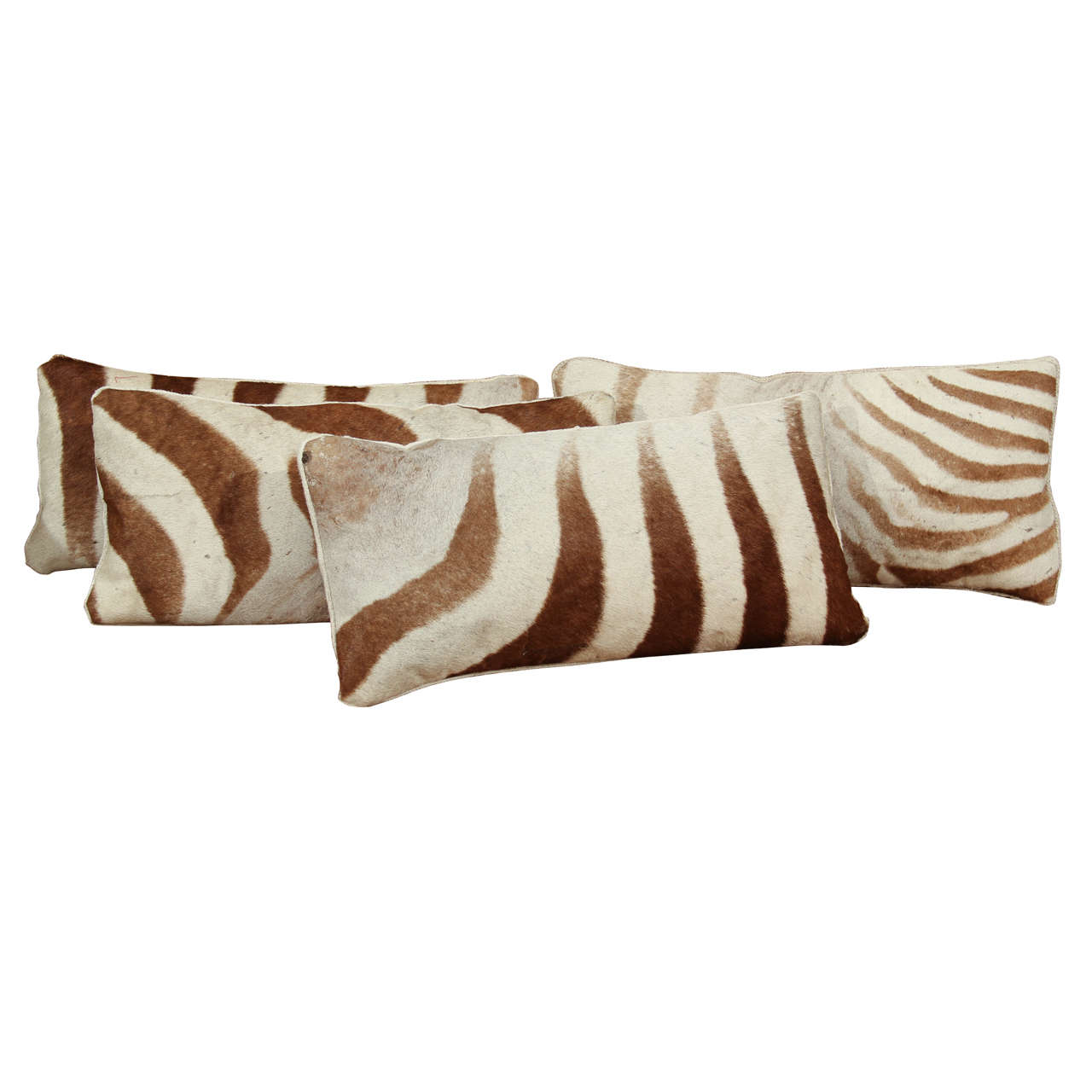 zebra pillows