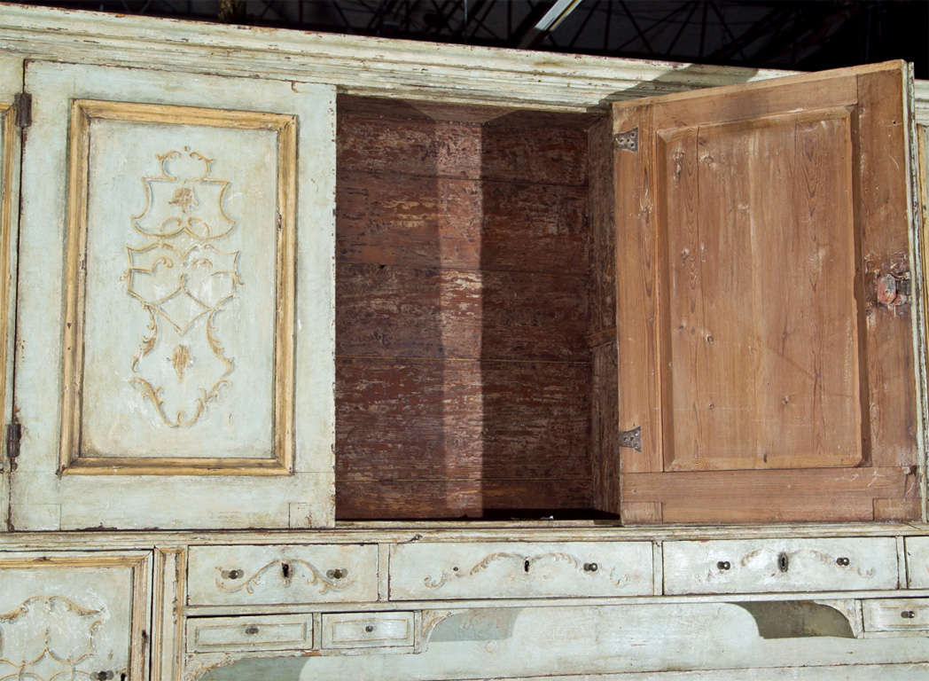 Sacristy Cabinet In Excellent Condition For Sale In Stamford, CT