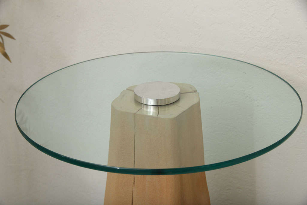 Cypress Knee Side Table 3
