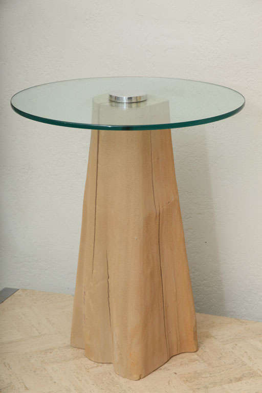 Cypress Knee Side Table 5