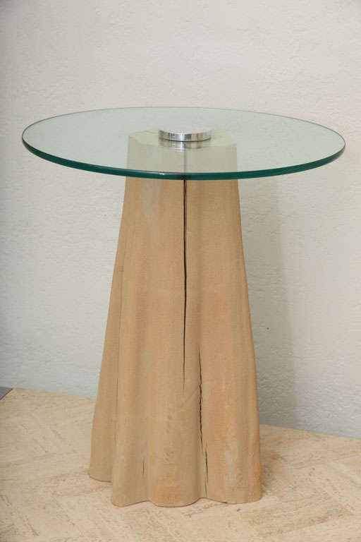 Cypress Knee Side Table 9