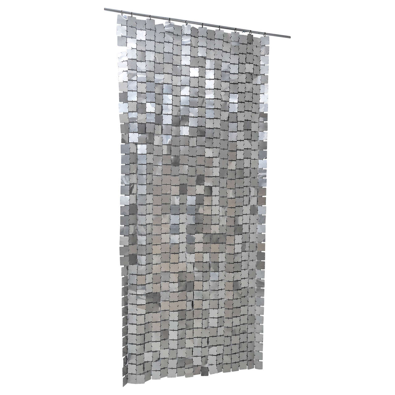 Paco Rabanne Silver Space Curtain