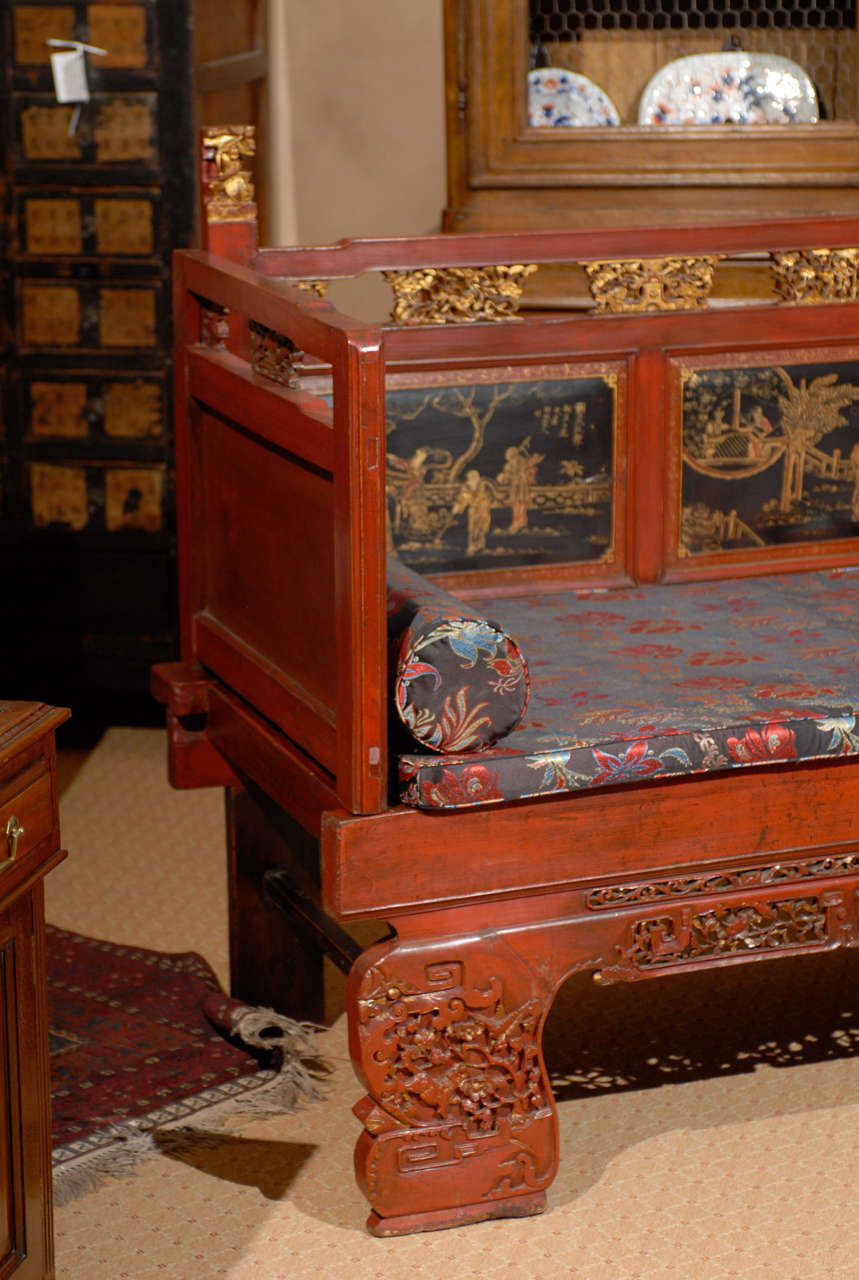 Chinese Daybed At 1stdibs