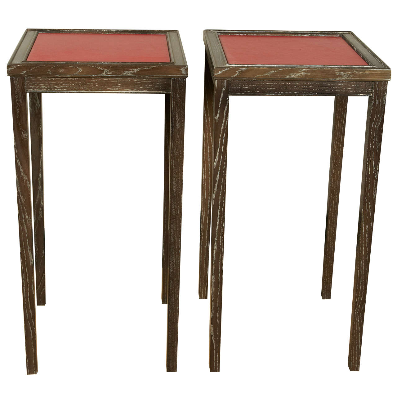 1950's Pair Of Tables