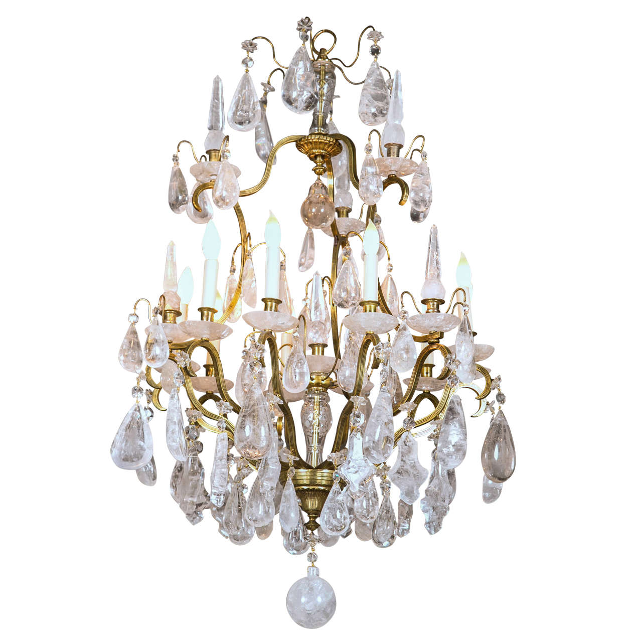 French Rock Crystal Chandelier At 1stdibs. Round Pedestal Coffee Table. Celect Siding. Art Gallery Lighting. Masters Touch. Apron Sinks. Mission Style Couch. Santa Cecilia Gold Granite. Mid Century Bench