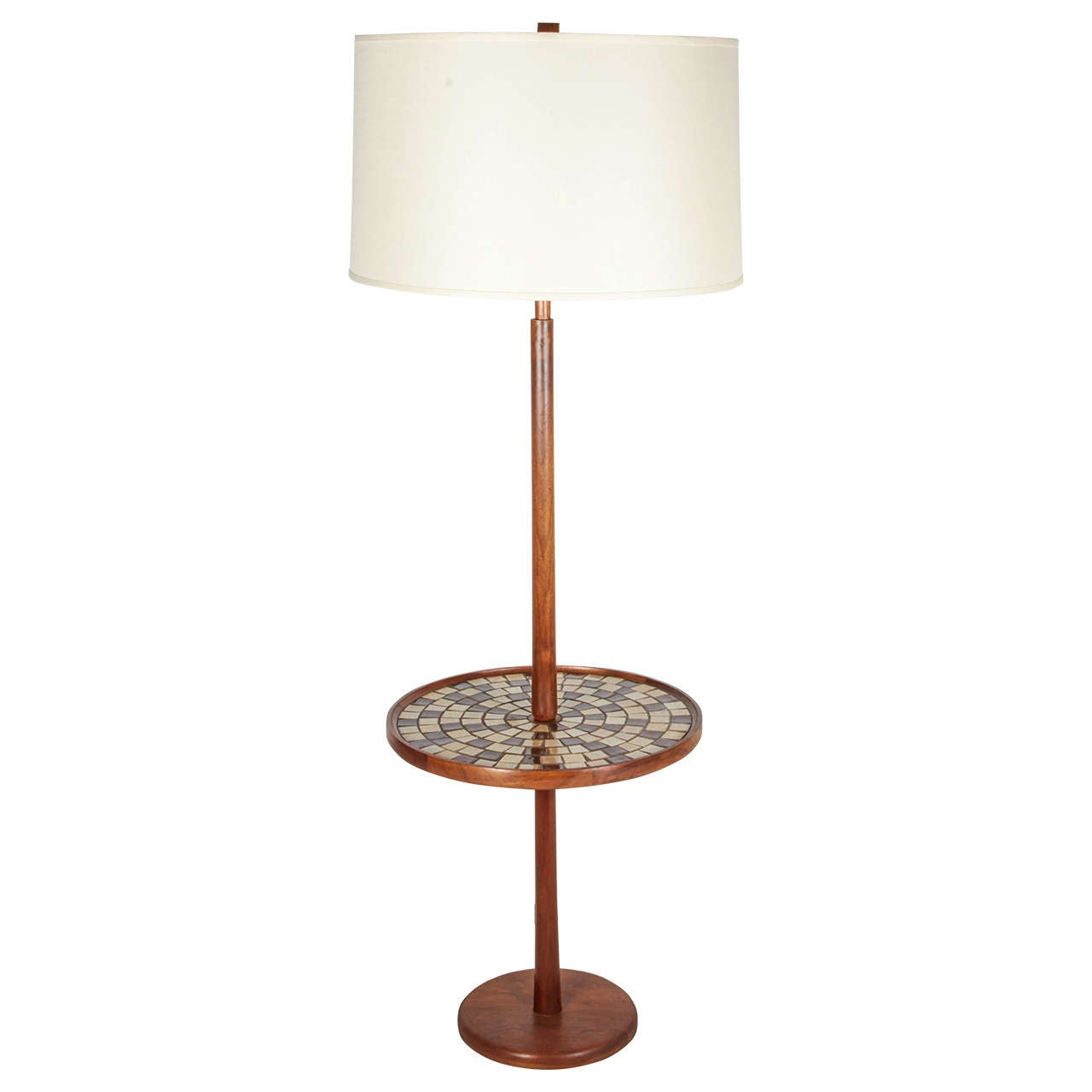 Beautiful Floor Lamp by Jane and Gordon Martz for Marshall Studios